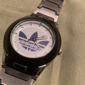 Adidas Watch- battery needed